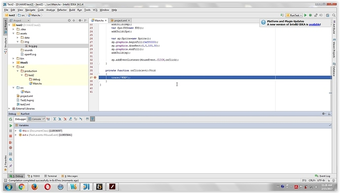 Haxe + Stage3D + AIR + Intellij IDEA + ANEs combo - is this even