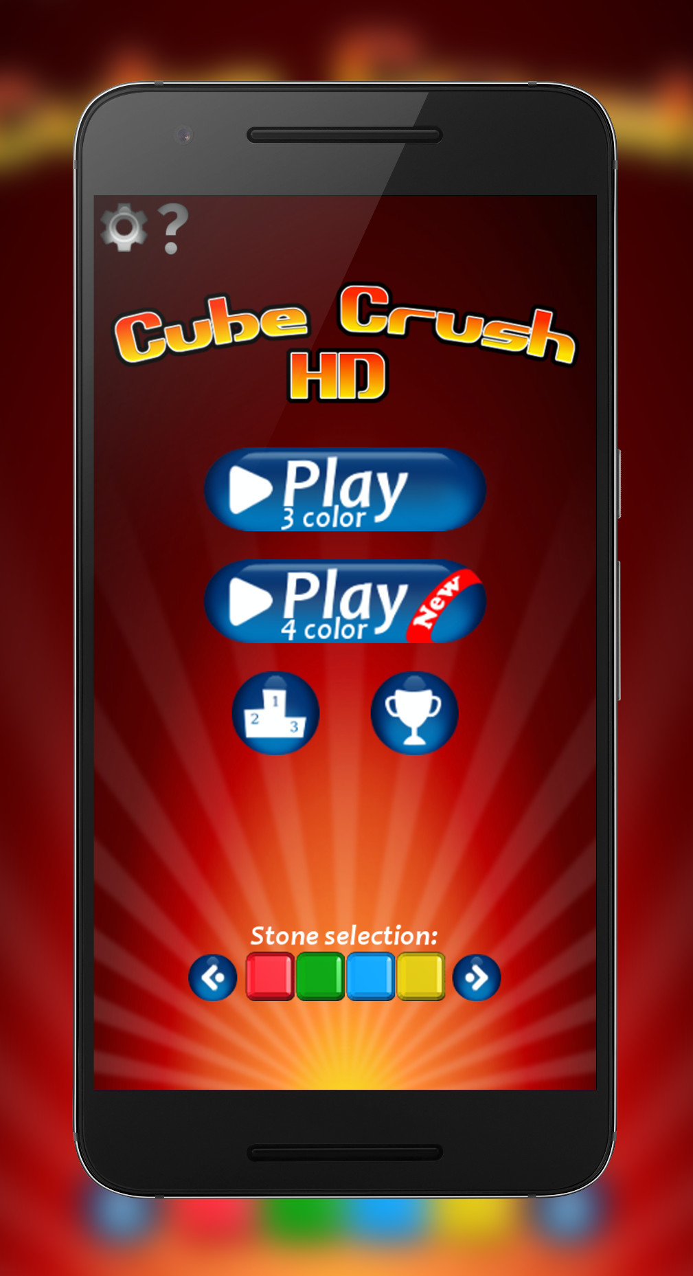 Android] Cube Crush HD - Showcase - OpenFL Community