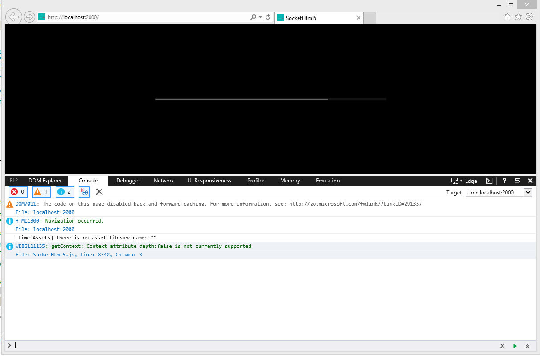 TextField problem with Internet explorer 11 - Help - OpenFL Community